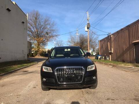 2013 Audi Q5 for sale at Horizon Auto Sales in Raleigh NC