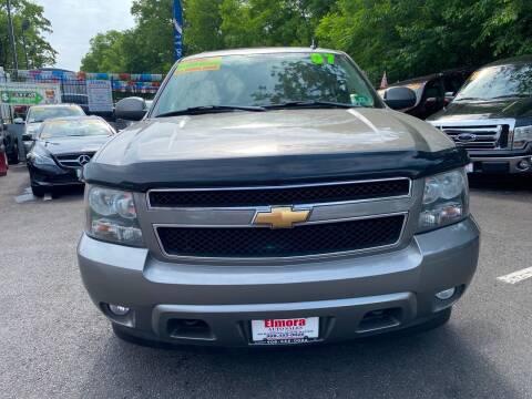 2007 Chevrolet Suburban for sale at Elmora Auto Sales in Elizabeth NJ