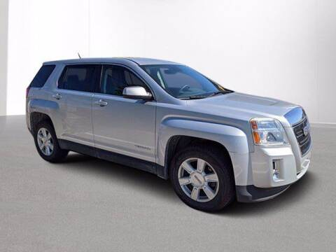 2012 GMC Terrain for sale at Jimmys Car Deals at Feldman Chevrolet of Livonia in Livonia MI