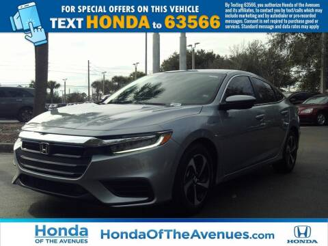 2021 Honda Insight for sale at Honda of The Avenues in Jacksonville FL
