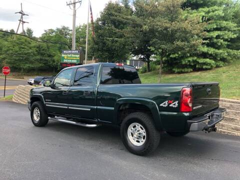 2003 Chevrolet Silverado 1500HD for sale at 4 Below Auto Sales in Willow Grove PA