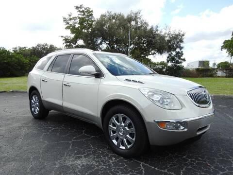 2011 Buick Enclave for sale at SUPER DEAL MOTORS 441 in Hollywood FL