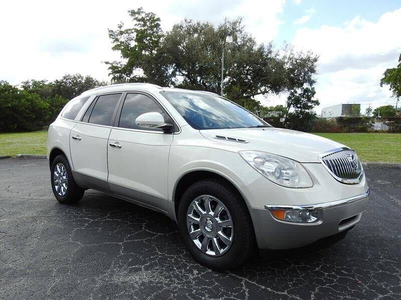 2011 Buick Enclave for sale at SUPER DEAL MOTORS 441 in Hollywood FL