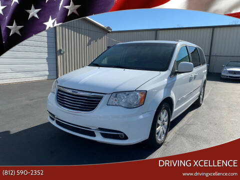 2015 Chrysler Town and Country for sale at Driving Xcellence in Jeffersonville IN