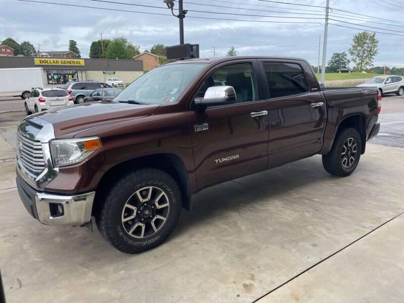 2014 Toyota Tundra for sale at Family Auto Sales of Johnson City in Johnson City TN