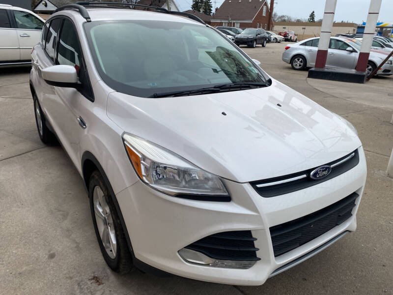 2014 Ford Escape for sale at Matthew's Stop & Look Auto Sales in Detroit MI
