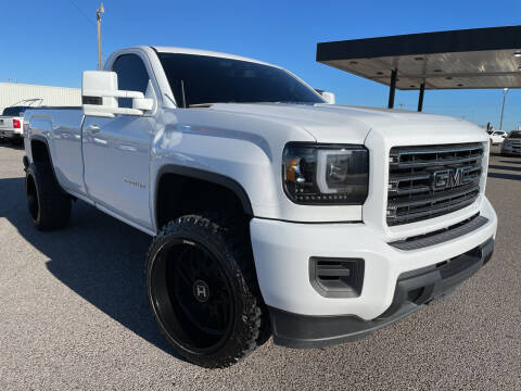2015 GMC Sierra 2500HD for sale at Top Line Auto Sales in Idaho Falls ID