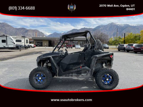 2018 Polaris RZR S 900 EPS for sale at S S Auto Brokers in Ogden UT