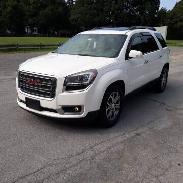 2013 GMC Acadia for sale at Select Auto Brokers in Webster NY