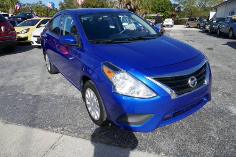 2016 Nissan Versa for sale at J Linn Motors in Clearwater FL