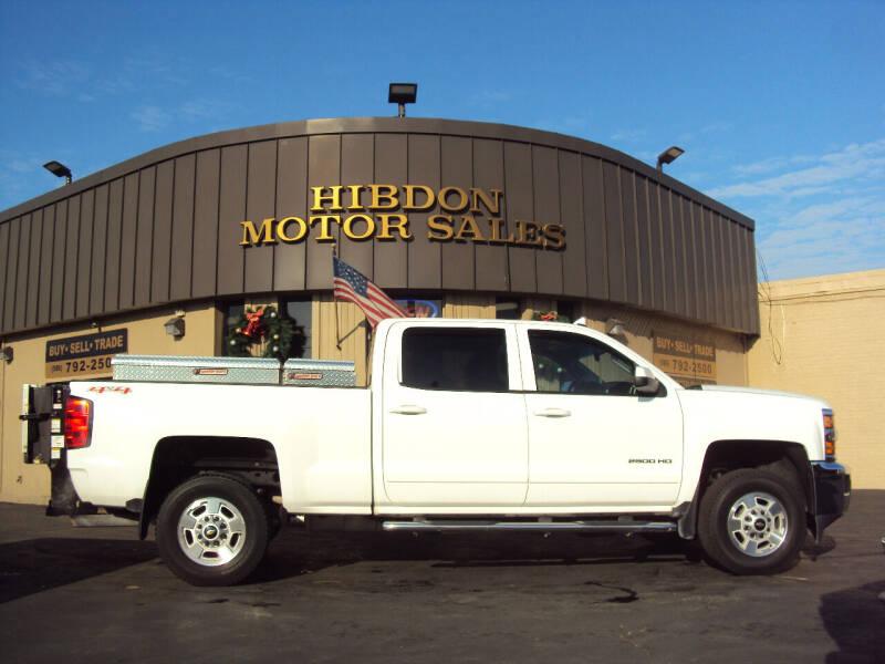 2015 Chevrolet Silverado 2500HD for sale at Hibdon Motor Sales in Clinton Township MI