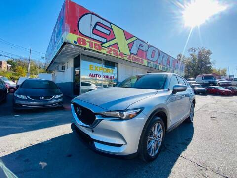2020 Mazda CX-5 for sale at EXPORT AUTO SALES, INC. in Nashville TN