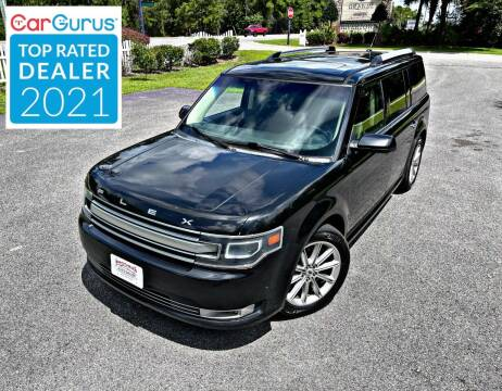 2014 Ford Flex for sale at Brothers Auto Sales of Conway in Conway SC