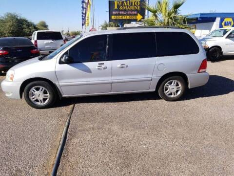 2007 Ford Freestar for sale at 1ST AUTO & MARINE in Apache Junction AZ