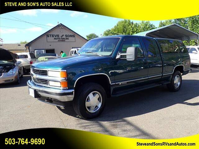 1997 Chevrolet C/K 1500 Series for sale in Happy Valley, OR