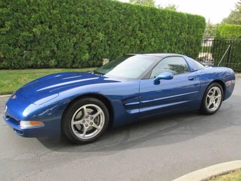 2002 Chevrolet Corvette for sale at Top Notch Motors in Yakima WA
