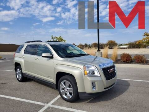 2015 GMC Terrain for sale at INDY LUXURY MOTORSPORTS in Fishers IN