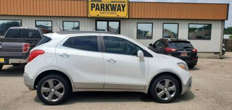 2013 Buick Encore for sale at Parkway Motors in Springfield IL