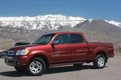 2006 Toyota Tundra for sale at REVOLUTIONARY AUTO in Lindon UT