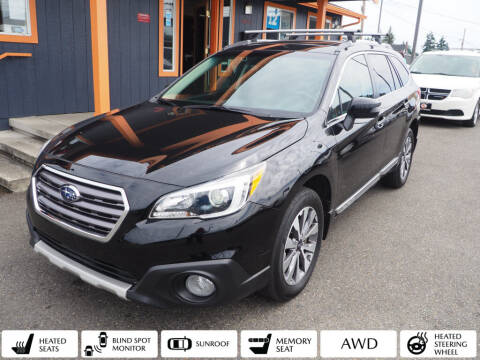 2017 Subaru Outback for sale at Sabeti Motors in Tacoma WA