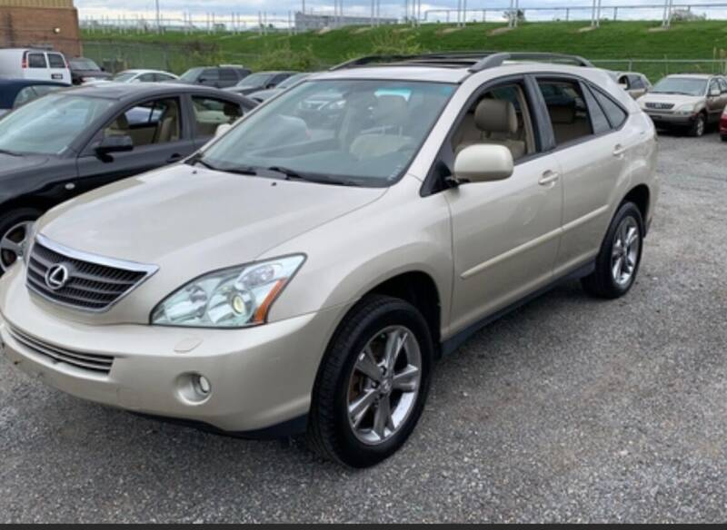 2006 Lexus RX 400h for sale at AUTO LANE INC in Henrico NC