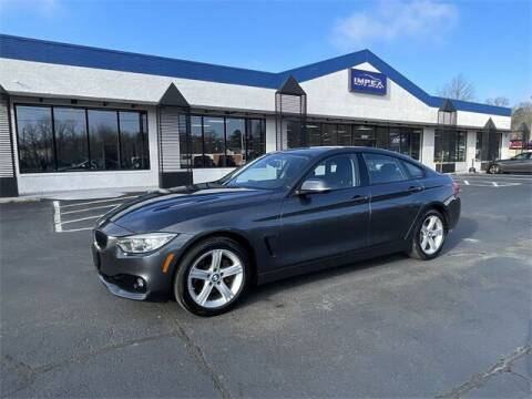 2015 BMW 4 Series for sale at Impex Auto Sales in Greensboro NC
