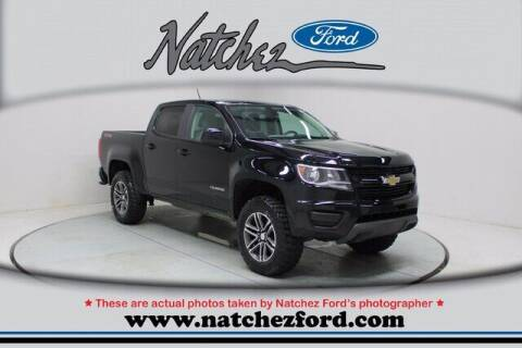 2019 Chevrolet Colorado for sale at Auto Group South - Natchez Ford Lincoln in Natchez MS