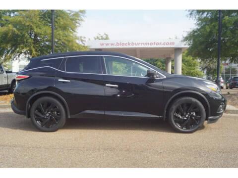 2018 Nissan Murano for sale at BLACKBURN MOTOR CO in Vicksburg MS