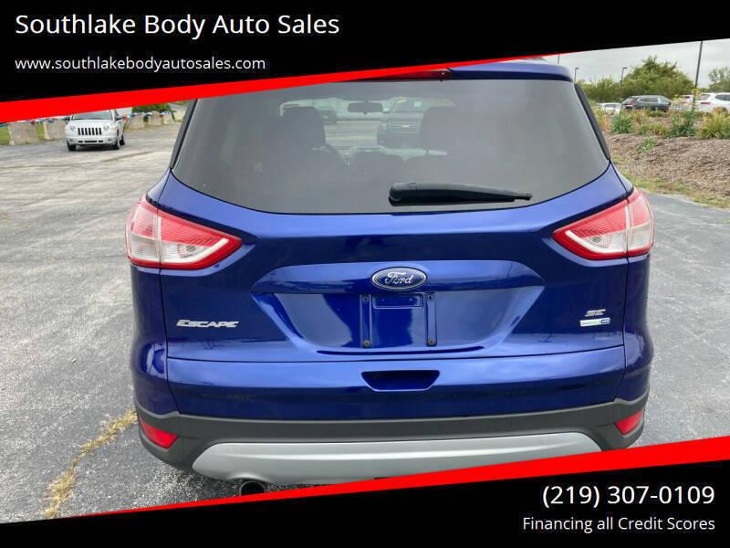2013 Ford Escape AWD SE 4dr SUV - Merrillville IN