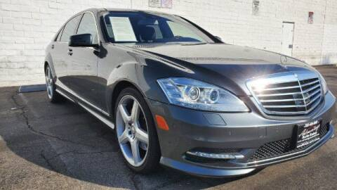 2013 Mercedes-Benz S-Class for sale at ADVANTAGE AUTO SALES INC in Bell CA