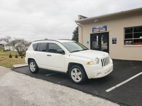 2007 Jeep Compass for sale at Hackler & Son Used Cars in Red Lion PA