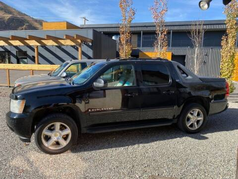 2007 Chevrolet Avalanche for sale at Sawtooth Auto Sales in Hailey ID