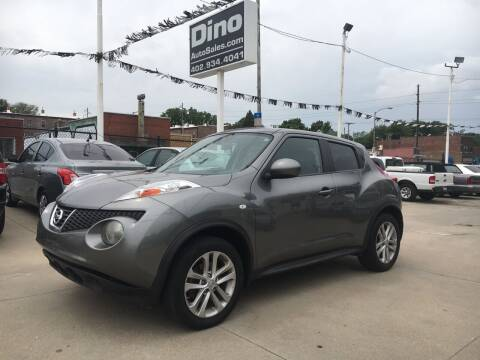 2011 Nissan JUKE for sale at Dino Auto Sales in Omaha NE