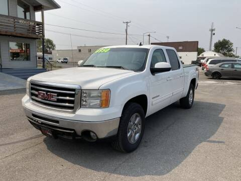 2012 GMC Sierra 1500 for sale at Epic Auto in Idaho Falls ID