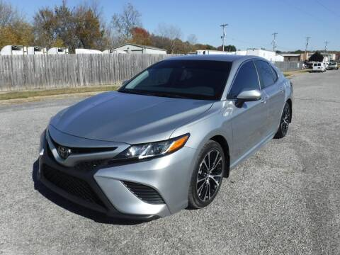 2018 Toyota Camry for sale at AutoMax of Memphis - Logan Karr in Memphis TN