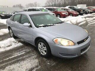 2006 Chevrolet Impala for sale at WELLER BUDGET LOT in Grand Rapids MI