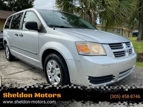 2009 Dodge Grand Caravan for sale at Sheldon Motors in Tampa FL