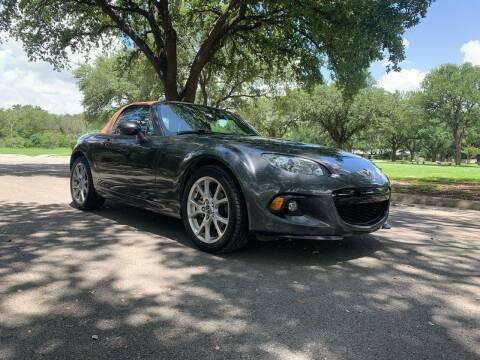 2014 Mazda MX-5 Miata for sale at 210 Auto Center in San Antonio TX