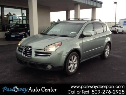 2006 Subaru B9 Tribeca for sale at PARKWAY AUTO CENTER AND RV in Deer Park WA