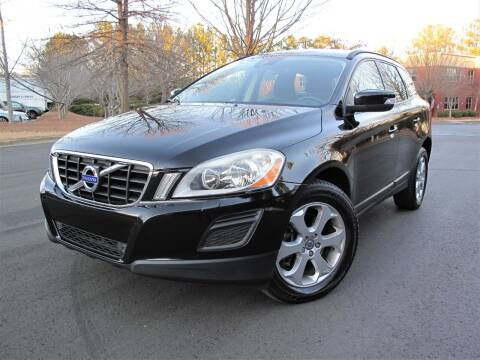 2013 Volvo XC60 for sale at Top Rider Motorsports in Marietta GA