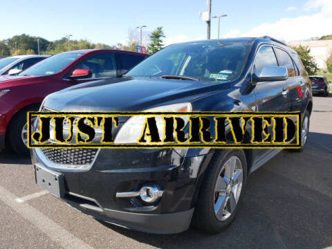 2015 Chevrolet Equinox for sale at BRYNER CHEVROLET in Jenkintown PA