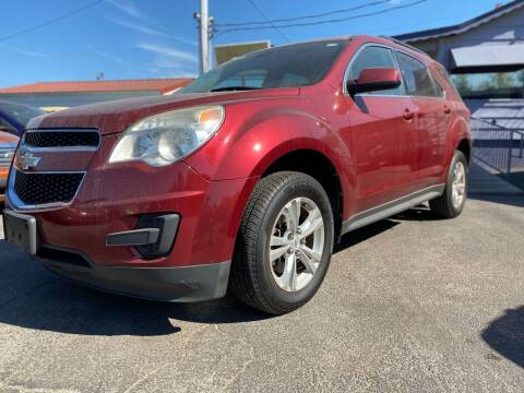 2011 Chevrolet Equinox for sale at Auto Start in Oklahoma City OK