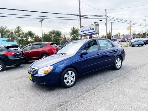 2008 Kia Spectra for sale at New Wave Auto of Vineland in Vineland NJ