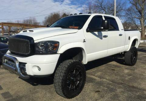 2006 Dodge Ram Pickup 3500 for sale at Knowlton Motors, Inc. in Freeport IL