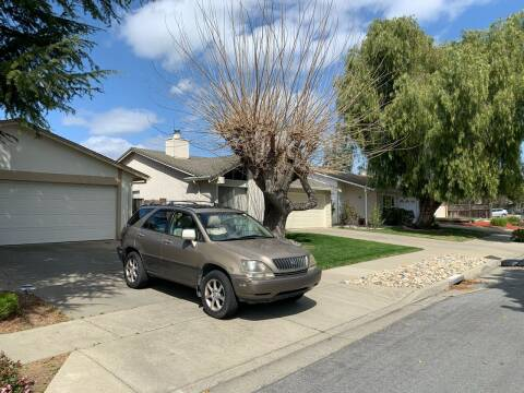 1999 Lexus RX 300 for sale at Blue Eagle Motors in Fremont CA