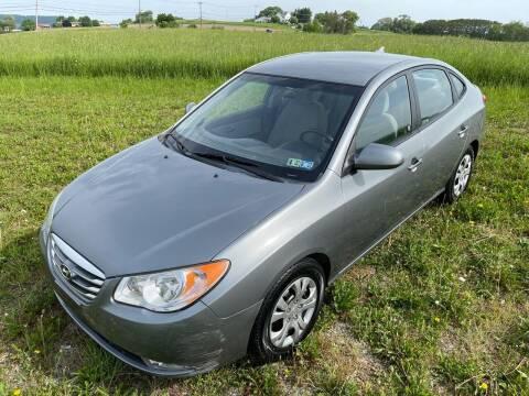 2010 Hyundai Elantra for sale at Linda Ann's Cars,Truck's & Vans in Mount Pleasant PA