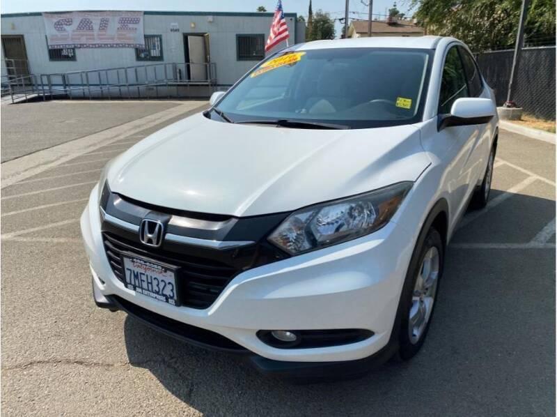 2016 Honda HR-V for sale in Fresno, CA