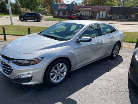 2019 Chevrolet Malibu for sale at Car Now LLC in Madison Heights MI