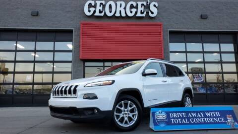 2016 Jeep Cherokee for sale at George's Used Cars - Pennsylvania & Allen in Brownstown MI
