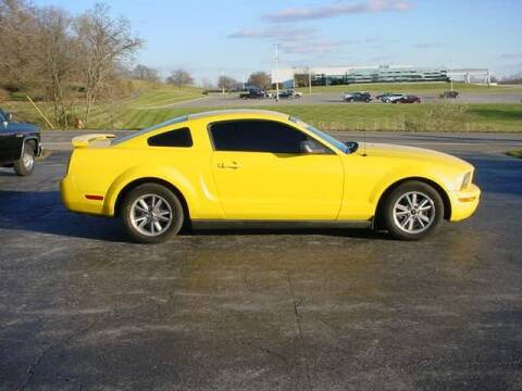2005 Ford Mustang for sale at Westview Motors in Hillsboro OH